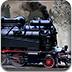 蒸汽火车运货