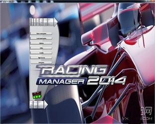 一级方程式赛车经理2014(Racing Manager