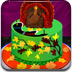 感恩节蛋糕制作