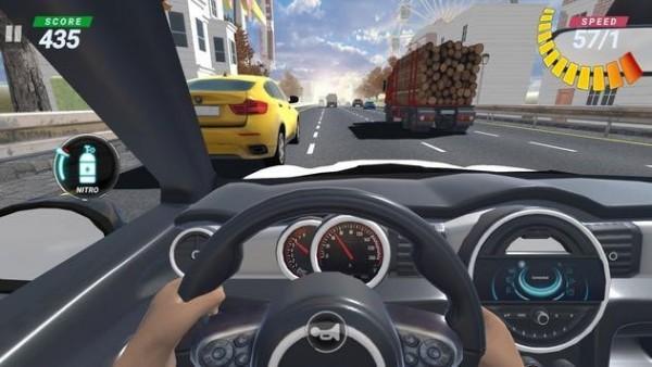 交通汽车竞速 2.6截图1
